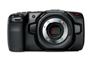 382020  Blackmagic Pocket Cinema Camera 4K,  vom Fachhändler!