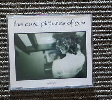 "CD AUDIO INT / THE CURE ""PICTURE OF YOU"" REMIX RARE CD SINGLE 3 TRACKS 1990"