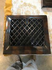 J 17 Floor to wall mount heating great cross hatch 14.75 x 13 3/8