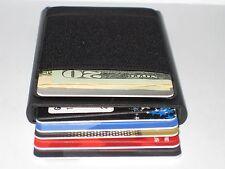 Credit Card RFID Blocking minimalist Wallet