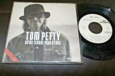 "Tom Petty I Won't Back Down 1989 Mexico 7"" Promo 45 Pop Rock"