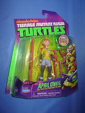 """APRIL O'NEIL 4"""" Teenage Mutant Ninja Turtles TMNT Nickelodeon by Playmates"""
