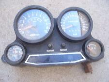 ZX6r Kawasaki Ninja Zx600c 600R Gauge Speedometer Tachometer working supersport