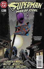 Superman The Man of Steel No.75 / 1998 Louise Simonson & Jon Bogdanove