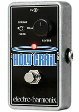 New Electro-Harmonix Effector Reverb Holy Grail