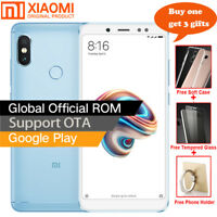 "5.99"" Xiaomi Redmi Note 5 32Go 4G Téléphone Global 8 Core Snapdragon 636 4000mAh"
