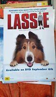 LASSIE  ORIGINAL AUST  DVD VERSION 1 SHEET MOVIE POSTER