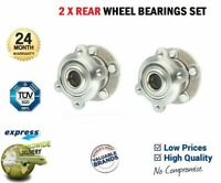 2x Rear WHEEL BEARINGS for FORD KUGA II DM2 2.0 TDCi 4x4 2013->