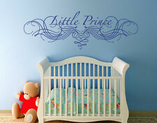 Little Prince - highest quality wall decal sticker