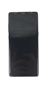 Samsung Galaxy Note8 SM-N950 - 64GB - Midnight Black (Unlocked) Cracked Screen