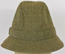 L.L. Bean Wool Olive Green Bucket Hat Fitted