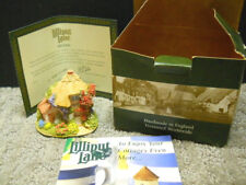 Lilliput Lane Circle Of Love The British Collection 2002 Nib and Deeds L2538