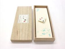 Boxed memo pad 100 sheets Japanese paper/Goldfish Letter paper (KI-002)