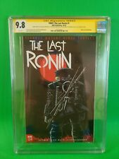 The Last Ronin #1 🐢 9.8 CGC SS 3x Eastman Bishop 2x Remarque on Back Cover 🔥