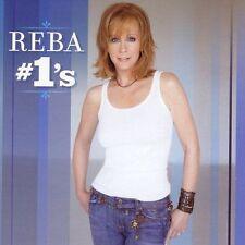 #1's by Reba McEntire (CD, Nov-2005, 2 Discs, MCA Nashville) 35 GREATEST HITS