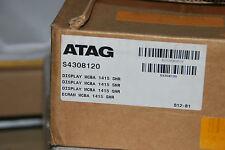 ATAG S4308120 DISPLAY MCBA 1415 SHR HR 5002 5008 BEDIENPANEL NEU