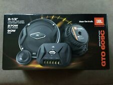 New listing New Jbl Gto609C 6.5-Inch 2-Way Car Audio Component Speakers System