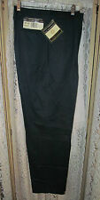 Vtg Levi's Travelers Pleated Casual Dress Pants Slacks 34X32 >NWT< Navy Blue