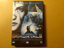 DVD / IMMORTALS ( LINDA HAROY, CHARLOTTE RAMPLING... )