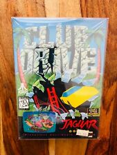 Club Drive Atari Jaguar - FACTORY SEALED NEW RARE 1995 MINT EXCELLENT