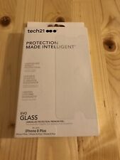Tech21 iPhone 6 / 7 / 8 Plus Tempered Glass Eco Screen Protector