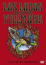 LOS LOBOS - Live At The Fillmore DVD Release Date: November 9, 2004