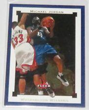 2002/03 Michael Jordan Washington Wizards NBA Fleer Premium Card #82 NM Cond