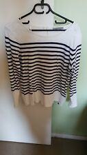 Just Jeans Striped top Size Large
