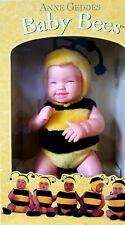 "Anne Geddes Baby Bees 15"" Doll 1998"