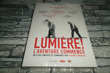 DVD - LUMIERE ! L AVENTURE COMMENCE  / Thierry Frémaux  / DVD NEUF