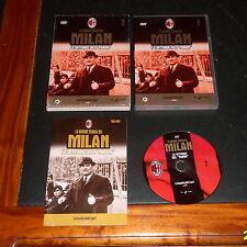 CALCIO A.C. MILAN (LA GRANDE STORIA) Le Vittorie del PARON (NEREO ROCCO) il DVD
