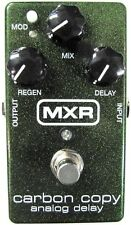 Used MXR M169 Carbon Copy Analog Delay Guitar Effects Pedal