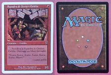 4x Squadra di Genieri Goblin - Magic MTG Settima