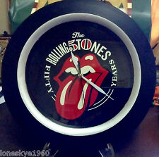 THE ROLLING STONES COLLECTORS' WALL CLOCK