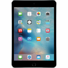 Apple iPad mini 4 128GB, WLAN (Non DE Versions), 20,07 cm, (7,9 Zoll) - Spacegrau