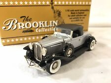 Brooklin BRK 88 1931 Studebaker President Convertible Roadster 1:43 Scale NEW