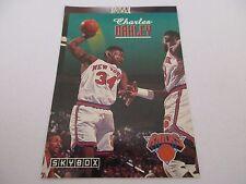 Carte NBA SKYBOX 1992-93 Promo #NNO Charles Oakley New York Knicks