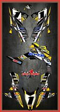 YFZ450 YFZ450R Yamaha YFZ 450R 14-16  SEMI CUSTOM GRAPHICS KIT TORQ