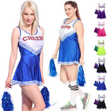 Cotton Blend Cheerleader Complete Outfit Fancy Dresses