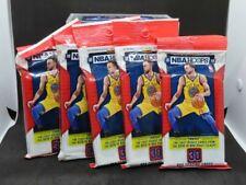 (5) Lot 2018-19 NBA Hoops Sealed Fat Packs G38