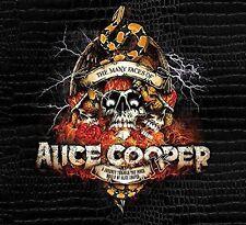 MANY FACES OF ALICE COOPER  3 CD NEU