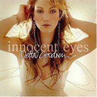 DELTA GOODREM Innocent Eyes (Gold Series) CD BRAND NEW