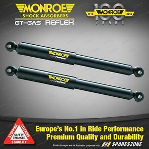 Pair Rear Monroe Reflex Shock Absorbers for FORD COURIER PE PG PH Ute 2/99-06
