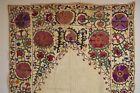 WONDERFULL ANTIQUE SHAKRIYABZ NISH SUZANI  circa 1910 *****WWS*****