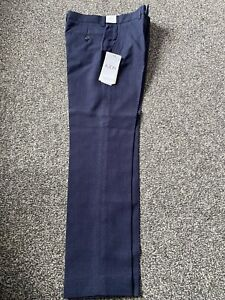 NEW with tags M&S Navy smart trousers Age 10 - 11