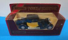 Matchbox MOY Y24  1928 BUGATTI T44