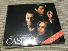 CASINO BSO SPANISH CD SINGLE SPAIN PROMO DEVO ROXY MUSIC FLEETWOOD MAC DE NIRO