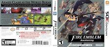 Fire Emblem Awakening Nintendo 3DS Reproduction Cover Art Work (No Game, No Box)
