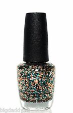New OPI Nail Polish THE LIVING DAYLIGHTS James Bond 007 Skyfall Glitter