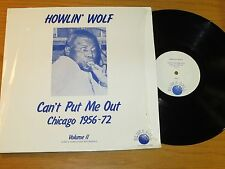 """MONO/STEREO BLUES LP - HOWLIN' WOLF - BLUES BALL 2002 - """"CAN'T PUT ME OUT"""""""